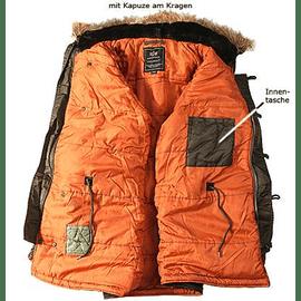 Куртка N3B VF 59 Alpha Industries изображение 10