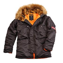 Куртка N3B VF 59 Alpha Industries изображение 3