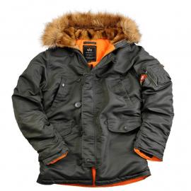 Куртка N3B VF 59 Alpha Industries изображение 2