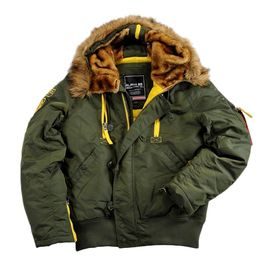 Куртка PPS N2B Alpha Industries изображение 8