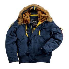 Куртка PPS N2B Alpha Industries изображение 7