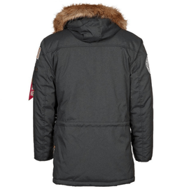 Парка Polar Jacket Alpha Industries изображение 4
