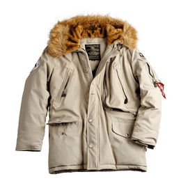 Парка Polar Jacket Alpha Industries изображение 2