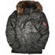 Куртка- аляска N3B Alpha Industries изображение 2