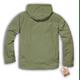 Куртка Windbreaker Brandit olive изображение 3