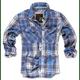Рубашка Checkshirt Brandit изображение 13